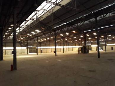 Superb Factory in Shah Alam with 1000A for Rent. Very Good Rate !!!