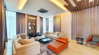 NICE INTERIOR 2 Storey Bungalow - Seksyen 7, Shah Alam PRIVATE POOL