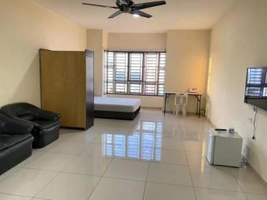 Zennith Suite rumah sewa murah, Larkin Condo Studio for RENT Offer 10%