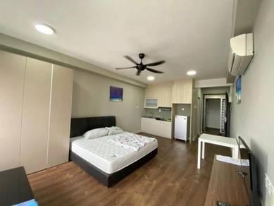 KSL Daya Apartment 1 bilik rumah sewa murah, Mount Austin, Tebrau