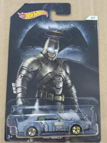 Hotwheels Batman v Superman Mad Manga