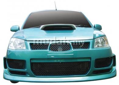 Proton Saga BLM Charge Speed Bodykit