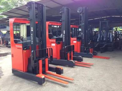 JAPAN Direct IMPORTED TOYOTA Lift Truck FORKLIFT