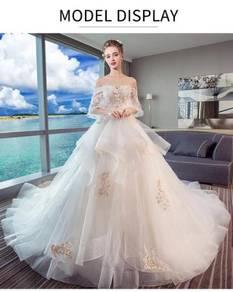 Wedding bridal prom evening dress gown RB0615