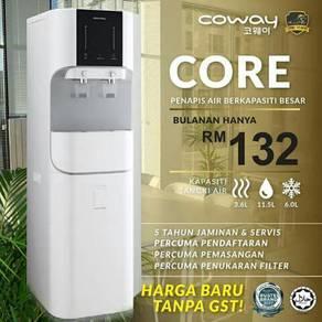 Core bertangki besar 12