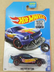 HotWheels 2005 Ford Mustang STHunt Factory Seal