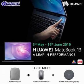 HUAWEI MateBook 13 (i7 | 8GB RAM | 512GB ROM)MYset