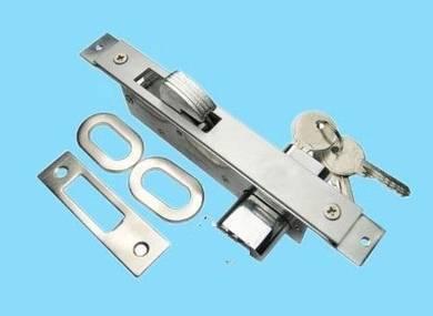 Glass door hook lock / mico hook lock / kunci