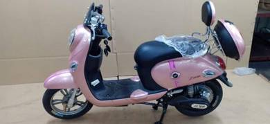 Motor electric Scooter & Electric Bicycle (Melaka)