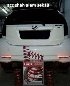 Perodua Myvi GAB Sport Spring