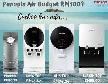Water Filter CUCKOO Penapis Air Glenmarie 9H4JK
