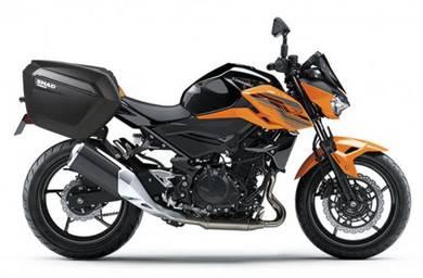 Shad SH23 side case for Kawasaki Z250 2019