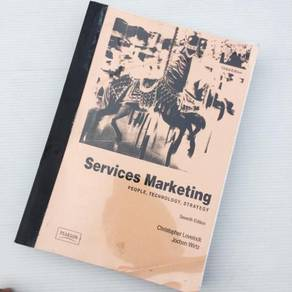 Textbook Services Marketing