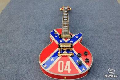 Guitar lp water transfer printing colour
