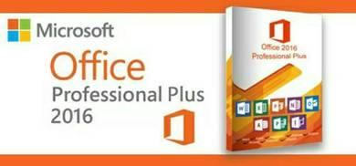 Microsoft Office 2016 (Mac/Win) for free 5 users