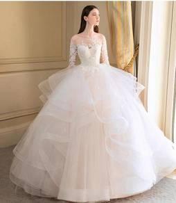 Wedding bridal prom evening dress gown RB0619