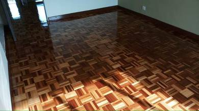 Marble Polish and Parquet