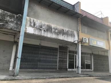 Double Storey Intermediate Shoplot at Lutong Baru, Miri