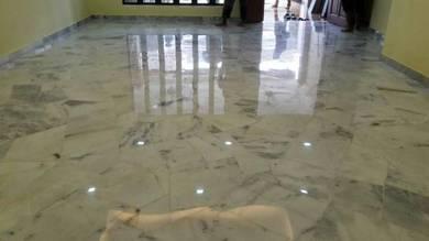 Marble Polish And Parquet Terrazzo
