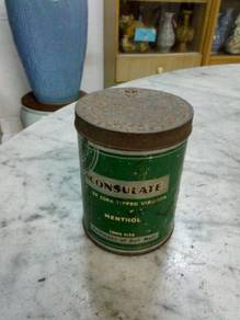 TExp Rothmans Consulate Tin Lama Vintage Old
