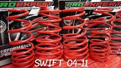 Proexpert Sport Spring Suzuki Swift 04-11