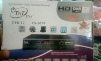 Decoder DVB-T2 MYTV