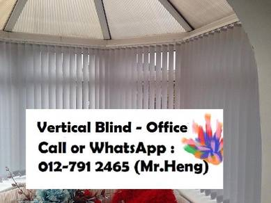 Simple Vertical Blind - New BU88