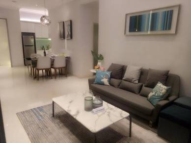 4Bedroom+3bath-Sentul Freehold Residence Title Condo-2/3 car park