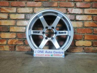 TE37 TY201 18inc RIM FOR FORD RANGER HILUX TRITON