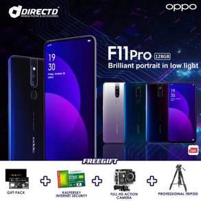 OPPO F11 Pro (6GB/128GB) + 4 HADIOH