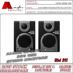 Alesis M1 Active 320 USB Studio Monitor Speakers