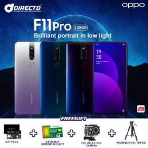 OPPO F11 Pro (6GB RAM | 128GB ROM) + 4 HADIAH