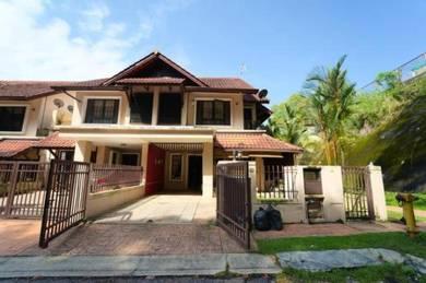(GUARDED) 2 Sty End Lot Terrace Alam Damai Jalan Damai Jasa