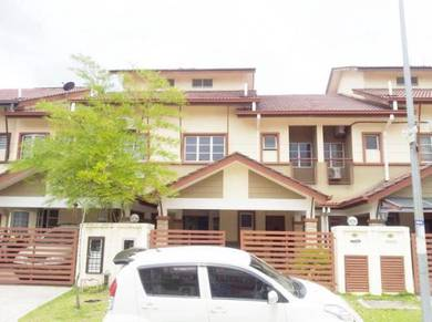 [ Facing Garden l Cantik ] 2 Stry Terrace U16 Andira, Denai Alam