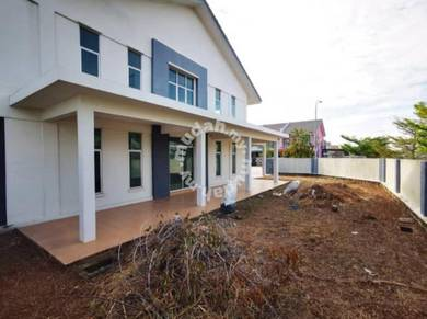 BRAND NEW + CORNER LOT Double Storey Bangi Avenue 2 FREEHOLD