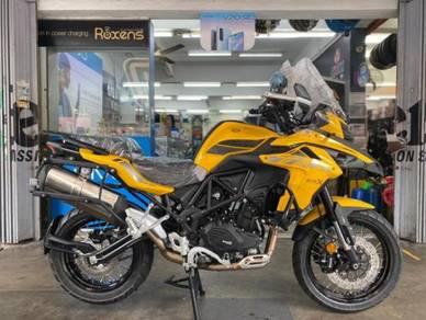 Benelli TRK502X Touring Loan Senang Lulus