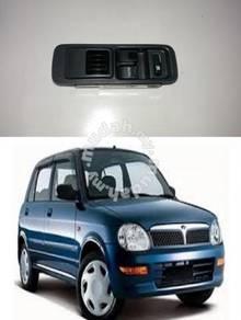 Perodua kenari kelisa power window switch 2 button