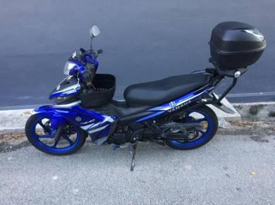Yamaha 135LC 5speed
