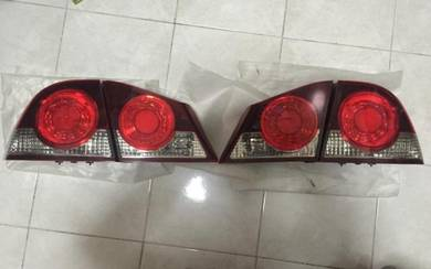 Original Civic Type-R FD2R pre-FL rear light
