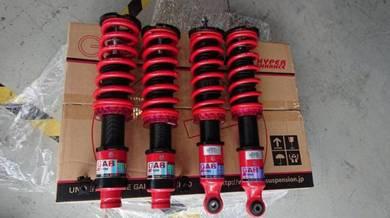 GAB HE Series Adjustable Honda Civic EG EF