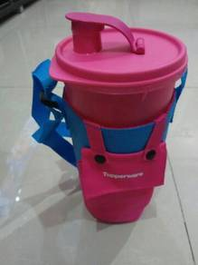 Tupperware high handolier water tumbler 1.5L