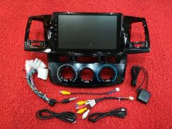 Toyota fortuner android mirror link gps player 1