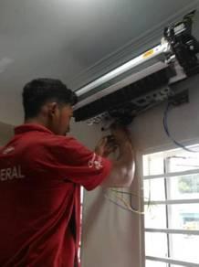Servis aircond area klang & shah alam