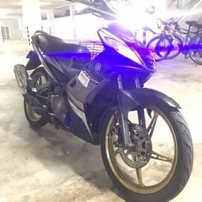 2007 Yamaha 135LC v1 clutch