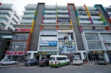 Aeropod Commercial Square Kepayan Office | Level 2 | Facing Main Road