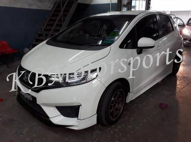 Honda Jazz Modulo Mugen Bodykit With Spray Color
