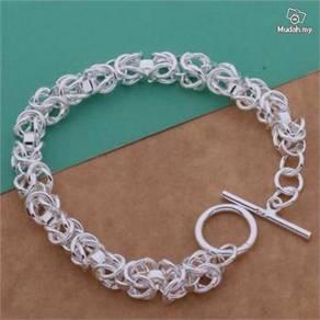 ABBS9-W001 Fashion Silver 925 Lovely Bracelet