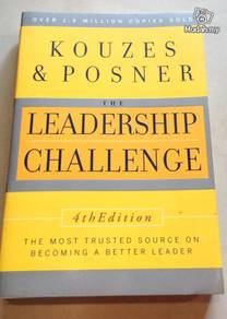 The Leadership Challenge by Kouzes and Posner