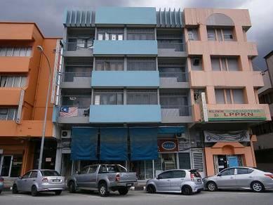 4 Storey Shop at Jalan Dato Onn Jaafar (Facing Main Road)