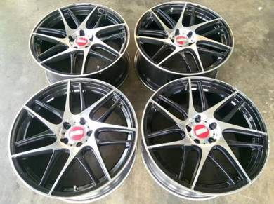 BBS CX-R WHEEL 19inc RIM VOLKSWAGEN GOLF SCIROCCO